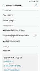 Samsung Galaxy A3 (2017) - Android Nougat - Toestel reset - terugzetten naar fabrieksinstellingen - Stap 5