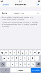 Apple iPhone 8 - iOS 13 - Wi-Fi - Como usar seu aparelho como um roteador de rede wi-fi - Etapa 5