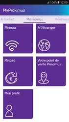 Samsung Galaxy S6 - Android M - Applications - MyProximus - Étape 20