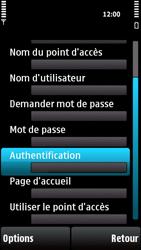 Nokia X6-00 - MMS - configuration manuelle - Étape 17