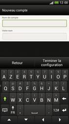 HTC One S - E-mails - Ajouter ou modifier un compte e-mail - Étape 15