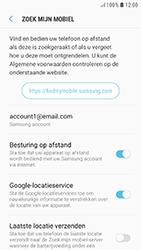 Samsung Galaxy A3 (2017) - Android Oreo - Beveiliging en privacy - Zoek mijn mobiel activeren - Stap 8