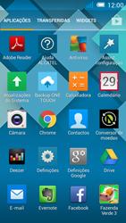 Alcatel POP C7 - Email - Adicionar conta de email -  3