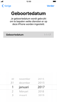 Apple iPhone 6 Plus iOS 11 - Toestel - Toestel activeren - Stap 19