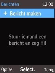 Nokia 220 - SMS - Handmatig instellen - Stap 4