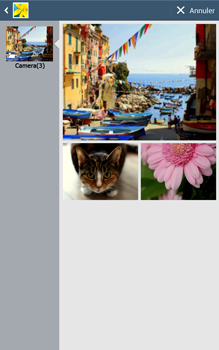 Samsung T315 Galaxy Tab 3 8-0 LTE - E-mail - Envoi d