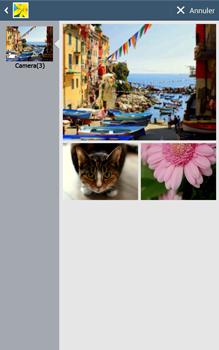 Samsung Galaxy Tab 3 8 4G - E-mails - Envoyer un e-mail - Étape 15