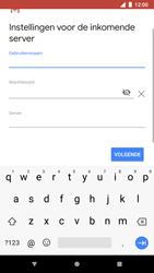 Google Pixel 2 - E-mail - Handmatig instellen - Stap 14