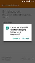 ZTE Blade V8 - E-mail - e-mail instellen (outlook) - Stap 4
