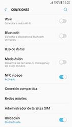 Samsung Galaxy J5 (2017) - Red - Seleccionar el tipo de red - Paso 5