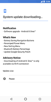 Nokia 7 Plus - Device - Software update - Step 7