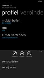 Nokia Lumia 930 4G (Type RM-1045) - Contacten en data - Contacten overzetten via Bluetooth - Stap 6
