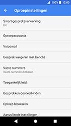 Sony Xperia XZ Premium - Android Oreo - Voicemail - handmatig instellen - Stap 8