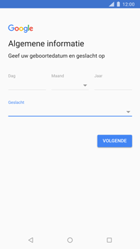 Nokia 8 Sirocco - Applicaties - Account aanmaken - Stap 9