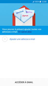Samsung Samsung Galaxy J7 (2016) - E-mails - Ajouter ou modifier votre compte Gmail - Étape 6