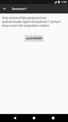 Google Pixel XL - Toestel reset - terugzetten naar fabrieksinstellingen - Stap 7
