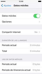 Apple iPhone SE - Internet - Configurar Internet - Paso 4