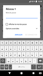 Sony Xperia XA2 - Wi-Fi - Accéder au réseau Wi-Fi - Étape 8