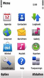 Nokia 5230 - Bellen - in het buitenland - Stap 3