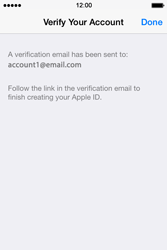 Apple iPhone 4s iOS 8 - Applications - Downloading applications - Step 27