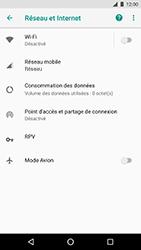 LG Nexus 5X - Android Oreo - Réseau - Changer mode réseau - Étape 5