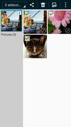 Samsung A500FU Galaxy A5 - Bluetooth - Transferir archivos a través de Bluetooth - Paso 11