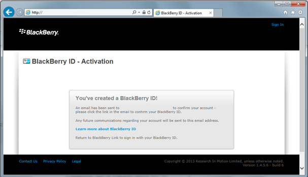 BlackBerry Q5 - Software - Download en installeer PC synchronisatie software - Stap 14