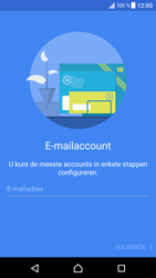 Sony Xperia XZ (F8331) - E-mail - Account instellen (POP3 zonder SMTP-verificatie) - Stap 6