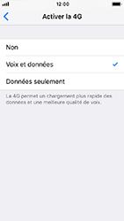 Apple iPhone 5s - iOS 12 - Réseau - Activer 4G/LTE - Étape 7