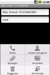 Samsung I7500 Galaxy - MMS - Afbeeldingen verzenden - Stap 9