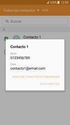 Samsung Galaxy J5 - Mensajería - Escribir y enviar un mensaje multimedia - Paso 7