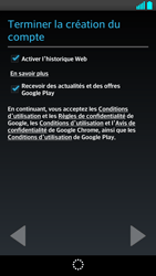 LG G2 - Premiers pas - Créer un compte - Étape 19
