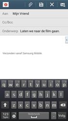 Samsung Galaxy S III Neo (GT-i9301i) - E-mail - Hoe te versturen - Stap 9