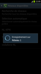 Samsung I9300 Galaxy S III - Réseau - utilisation à l'étranger - Étape 13