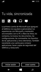 Microsoft Lumia 640 - E-mail - Configurar Outlook.com - Paso 7