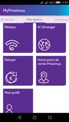 Huawei Y5 II - Applications - MyProximus - Étape 17