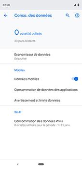 Google Pixel 3XL - Internet - Désactiver les données mobiles - Étape 6