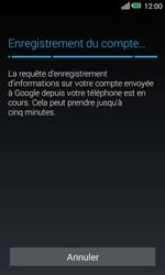 Alcatel OT-5050X Pop S3 - Premiers pas - Créer un compte - Étape 21