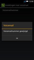 Alcatel OT-5036X Pop C5 - Voicemail - Handmatig instellen - Stap 11