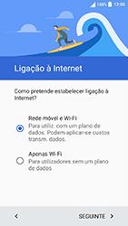 Sony Xperia XA (F3111) - Primeiros passos - Como ligar o telemóvel pela primeira vez -  6