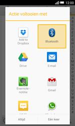 Alcatel One Touch POP S3 4G (OT-5050X) - Contacten en data - Contacten overzetten via Bluetooth - Stap 8
