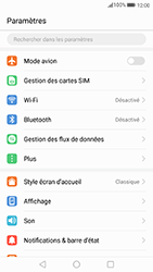 Huawei P10 Lite - Wi-Fi - Accéder au réseau Wi-Fi - Étape 3