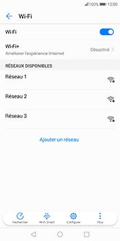 Huawei Mate 10 Pro - Wi-Fi - Accéder au réseau Wi-Fi - Étape 6