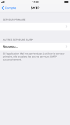 Apple iPhone 6 - iOS 12 - E-mail - Configuration manuelle - Étape 20