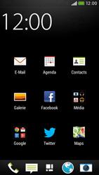 HTC Desire 601 - E-mail - Configuration manuelle - Étape 3