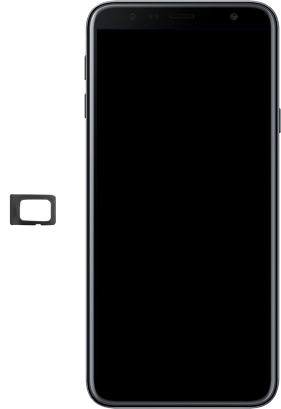 Samsung J4+ - Primeiros passos - Como inserir o chip da Nextel no seu celular - Etapa 4