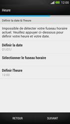 HTC One - Premiers pas - Créer un compte - Étape 9
