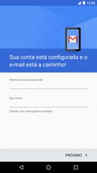 LG Google Nexus 5X - Email - Como configurar seu celular para receber e enviar e-mails - Etapa 26