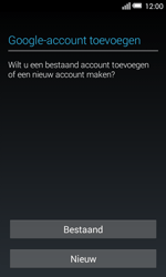 Alcatel One Touch POP S3 4G (OT-5050X) - Applicaties - Account aanmaken - Stap 4
