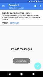 Sony Xperia XZ Premium - Android Oreo - E-mail - envoyer un e-mail - Étape 16